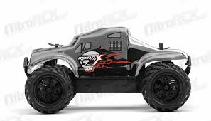 microx racing 1 24 micro scale monster truck ready run 2 4ghz