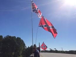 History Of Rebel Flag You U0027ve Awakened A Sleeping Giant U0027 Confederate Group Displays