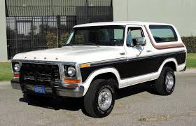 daily turismo blue plate special 1978 ford bronco