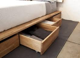 Building Plans Platform Bed With Drawers by Diy Platform Bed With Drawers And Desk Diy Platform Bed With