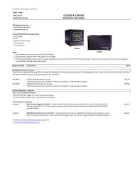 repeaters consoles catalog