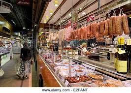 cours de cuisine halles de lyon paul bocuse market lyon stock photo 42130184 alamy