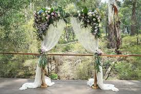wedding arch lace 20 flower chuppah 50 wedding decoration ideas
