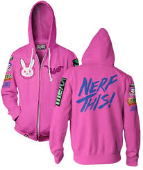 jinx overwatch ultimate hoodies