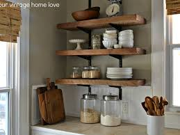 kitchen 46 kitchen shelf ideas love these shelves my family