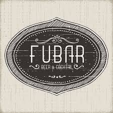 cocktail logo fubar beer u0026 cocktail bars nicosia xplorecyprus business