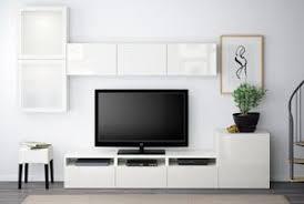 muebles salon ikea decoración 15 composiciones de muebles tv con la serie besta de