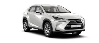 lexus north west uk new cars
