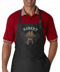 Personalized Mens Aprons Top 30 Best Custom Gift Ideas
