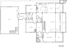 log home plan 15279 katahdin cedar log homes floor plans