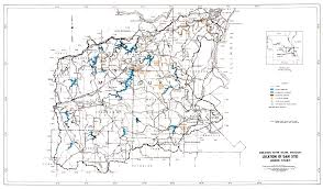 meramec community map the meramec basin a look back