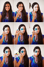 halloween face paint kids black background best 20 half face makeup ideas on pinterest half face halloween