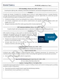 cio resume chief operating officer resume sample executive resume writing