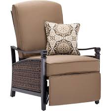 Lazyboy Outdoor Furniture La Z Boy Carson Espresso All Weather Wicker Outdoor Luxury Patio