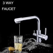 kitchen faucet 3 kitchen faucet mixer 3 in one faucet delivers ro filtered water