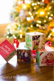 a tree of memories adorable diy photo ornaments