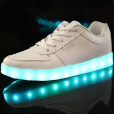 led lights shoes nike attractive unisex night bar led lighting shoes for teens shoes