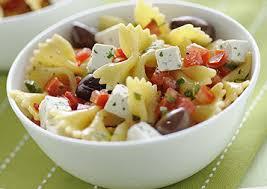 recettes cuisine italienne farfalle pâtes pate italienne recettes de pâtes