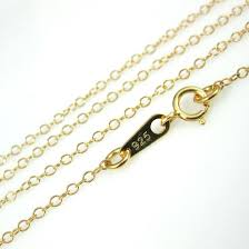 long necklace chain wholesale images Wholesale gold plated sterling silver vermeil light cable chain jpeg