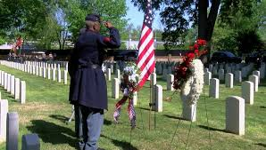 Ican Flag Ceremony Honors 200 African American Soldiers Massacred In 1864