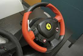 thrustmaster 458 xbox one 02 xboxone fh2 thrustmaster 458 spider racing wheel