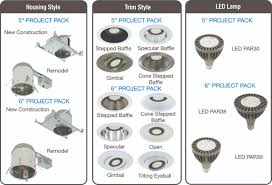 Led Bulbs For Recessed Can Lights by Led Lighting Winning Led Recessed Lighting Battery Led