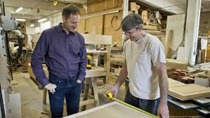 entrepreneur cabinet makers build a custom made recovery in