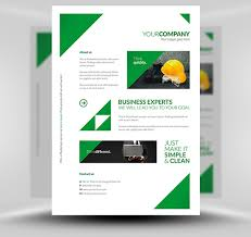 product brochure template free free product brochure template 70 best free flyer psd templates