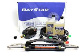 outboard hydraulic steering kit ebay