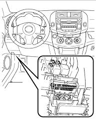 2009 toyota rav4 fuse box diagram toyota rav4 cigarette lighter