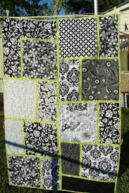 White Quilt Bedroom Ideas 43 Best Black And White Quilts Images On Pinterest Black And