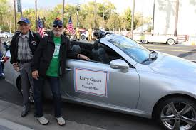 plaza motors lexus inventory thousands celebrate veterans day at parade in downtown san jose
