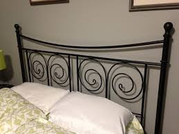 King Size Headboard Ikea Lovely Ikea Iron Headboard 30 About Remodel King Size Headboard