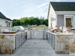 Home Remodeling Plans Black And White Kitchen Ideas Ii by Outdoor Kitchen Outdoor Decor Ideas Black And White Tile Kitchen