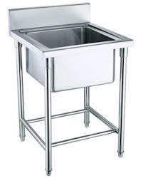 Restaurant Commercial Kitchenware Supplier Working Table Kitchen - Restaurant kitchen sinks