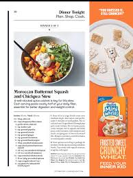 cooking light october 2017 1 list 3 dinners from cooking light october 2017 read it on the