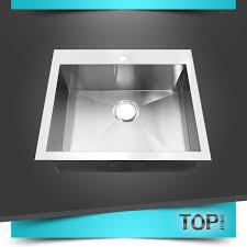 Stainless Steel Philippines Kitchen Sink  Stainless Steel - Square kitchen sink