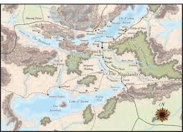 Thedas Map Overworld Maps The Cult Of J