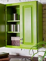Diy How To Paint Kitchen Cabinets How To Paint Kitchen Cabinets With A Sprayed On Finish How Tos Diy