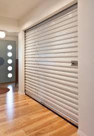 Roll Up Doors Interior Perforated Material Roll Up Door Janus