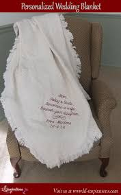 personalized wedding blankets personalized throw blankets for birthday cake ideas