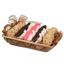 cookie gift basket greetings for the gourmet food gift basket