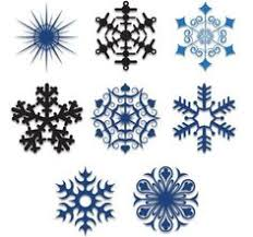 snowflake border bing images tattoos pinterest snowflakes