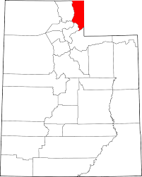 Logan Utah Map by Rich County Utah Wikipedia