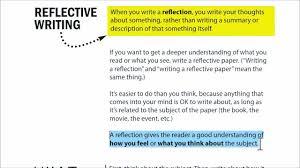 good essays samples doc 728942 reflection essay samples reflective essay writing reflective essay template reflective essay sample rubric reflection essay samples