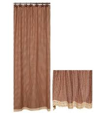 Check Shower Curtain Impressive Cottage Shower Curtains Inspiration With Primitive
