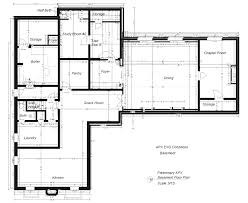 cool basement design ideas plans with basement floor plan layout