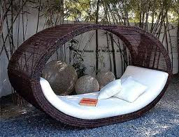 Outdoor Wicker Daybed Outdoor Wicker Daybed Ideas For Modern Home Trends4us