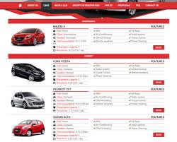 rent a price car rental system plugin by kestutisit codecanyon