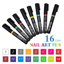 Online Get Cheap Nail Art Pen Designs Aliexpresscom Alibaba Group - Nail design tools at home
